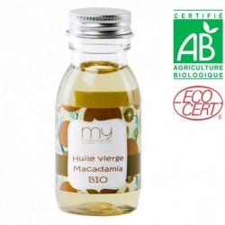 Makadamiový olej bio