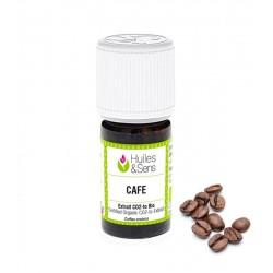 Káva olej bio