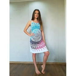 Mandala šaty