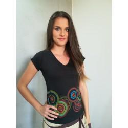 Mandala tričko